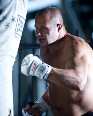 Free Fedor The Last Emperor Emelianenko MMA Star Picture for HTC Titan