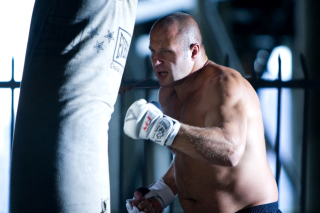 Fedor The Last Emperor Emelianenko MMA Star Background for Android, iPhone and iPad