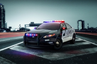 Ford Police Car sfondi gratuiti per cellulari Android, iPhone, iPad e desktop