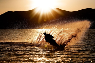 Water Sport Wallpaper for Android, iPhone and iPad