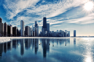Chicago, Illinois Picture for Android, iPhone and iPad