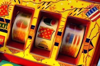 Slot Machine Wallpaper for Android, iPhone and iPad
