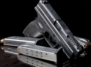 HS Pistol Wallpaper for Android, iPhone and iPad