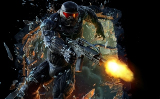 Free Crysis 2 Picture for Android, iPhone and iPad