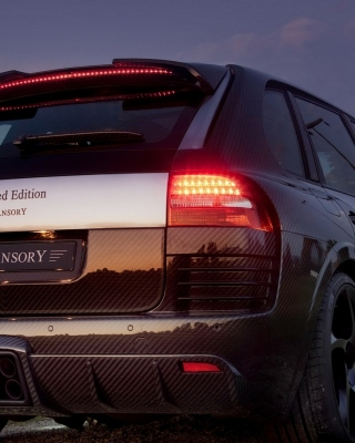 Porsche Cayenne Turbo Mansory sfondi gratuiti per iPhone 6 Plus