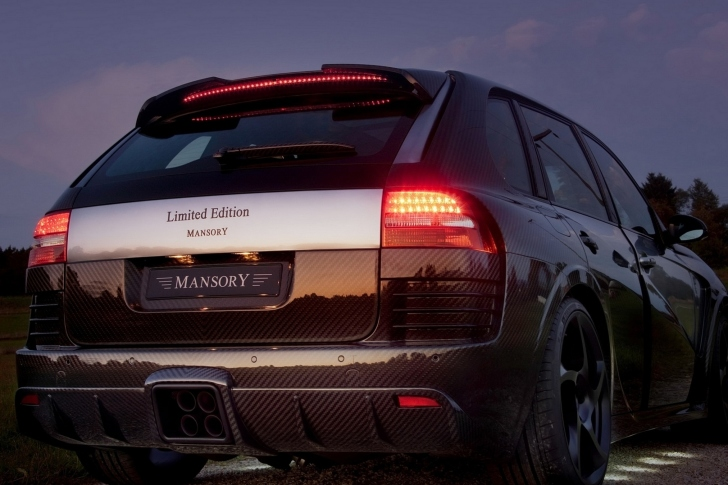 Porsche Cayenne Turbo Mansory wallpaper