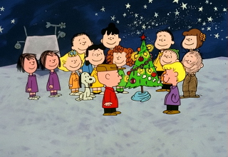 A Charlie Brown Christmas Background for Android, iPhone and iPad