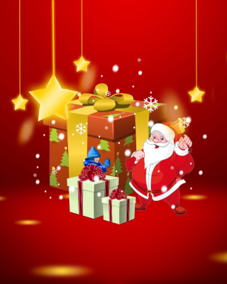 We Wish You A Merry Christmas - Fondos de pantalla gratis para iPhone 4S