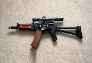 Free AK-47 Kalashnikov Picture for Android, iPhone and iPad