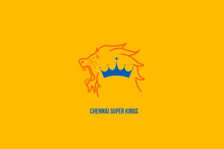 Chennai Super Kings IPL Background for Xiaomi Mi 4