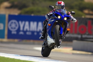 Yamaha Yzf R1 Wallpaper for Desktop Netbook 1024x600
