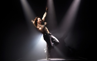 Tom Cruise In Rock Of Ages Wallpaper for Android, iPhone and iPad