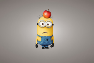 Despicable Me 2 - Mignon And Apple - Obrázkek zdarma