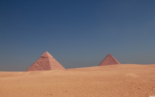 Pyramids Background for Android, iPhone and iPad