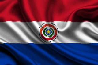 Flag of Paraguay sfondi gratuiti per cellulari Android, iPhone, iPad e desktop