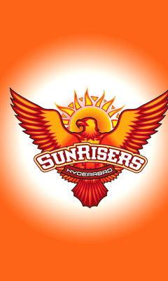 Screenshot №1 pro téma Sunrisers Hyderabad IPL 240x400