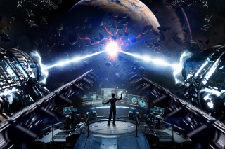 Enders Game 2013 sfondi gratuiti per cellulari Android, iPhone, iPad e desktop