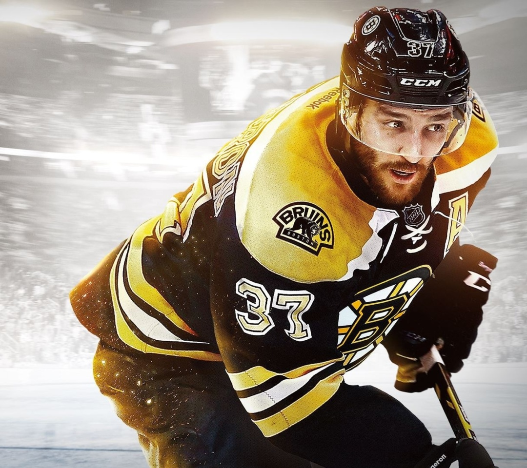 Screenshot №1 pro téma NHL Boston Bruins 1080x960