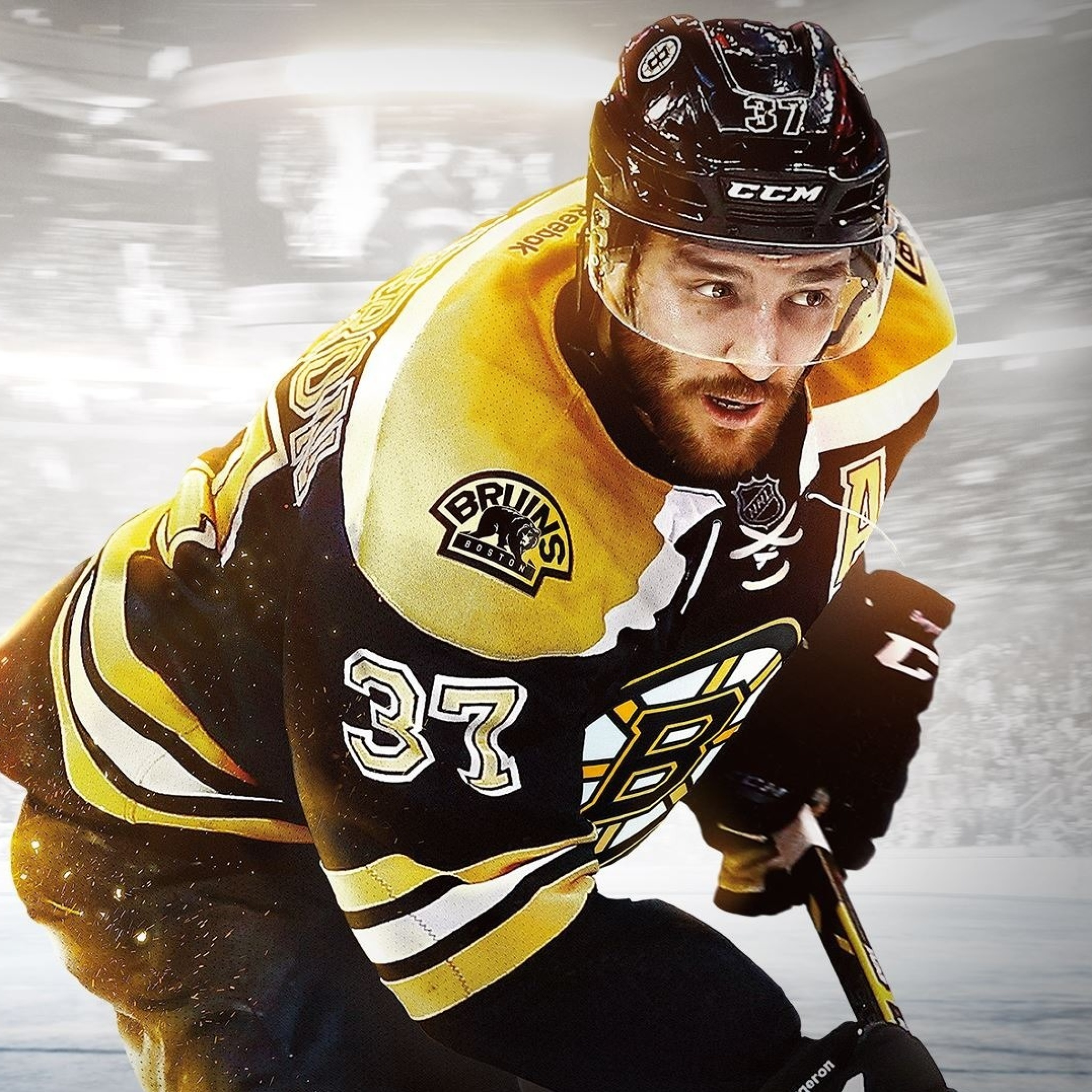 NHL Boston Bruins screenshot #1 2048x2048
