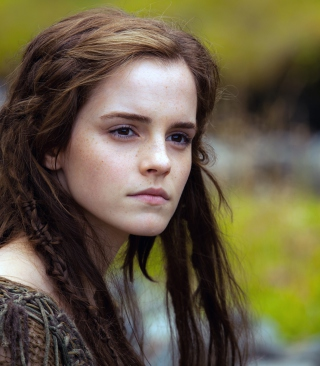 Emma Watson In Noah Background for Nokia C1-01