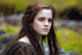 Emma Watson In Noah Picture for Android 480x800