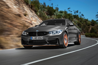 BMW M4 GTS F82 Background for Android, iPhone and iPad