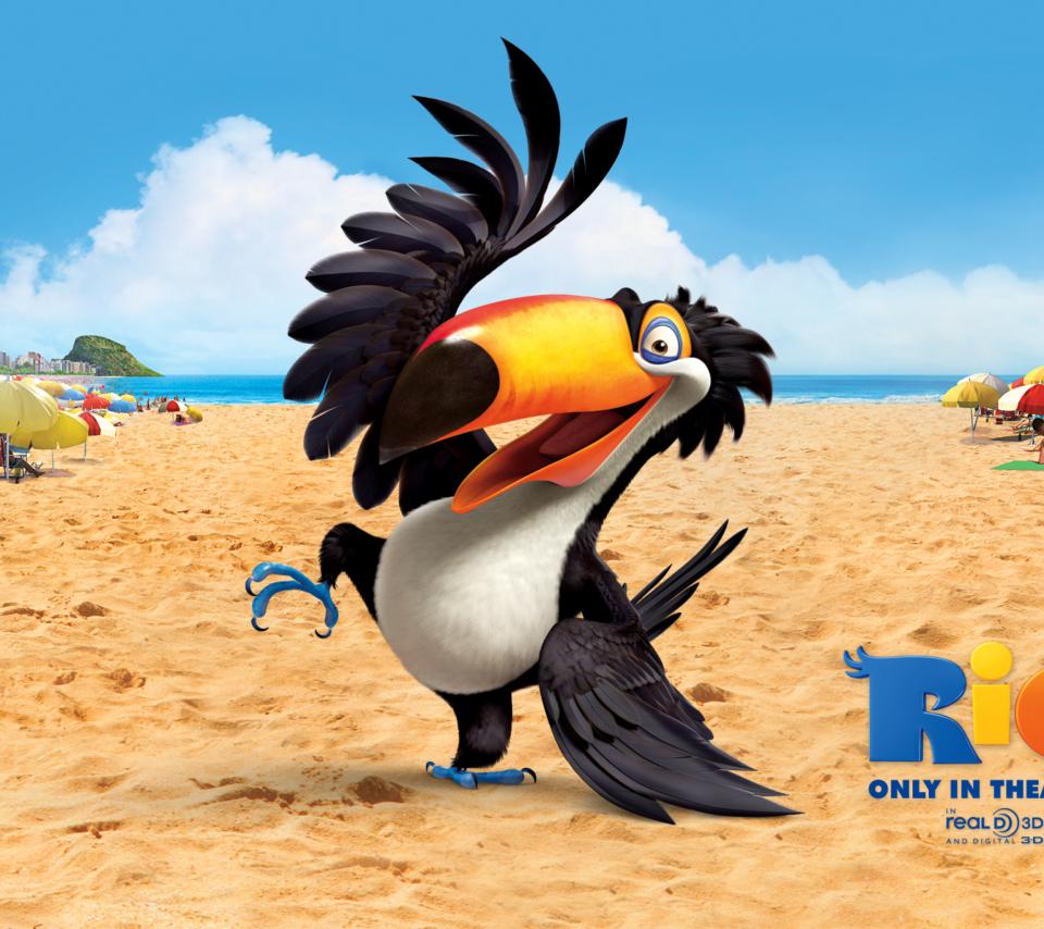 Rafael From Rio Movie para Sony Ericsson XPERIA Neo V