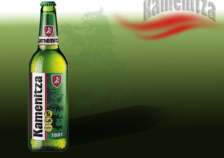 Kamenitza Beer Background for Android, iPhone and iPad