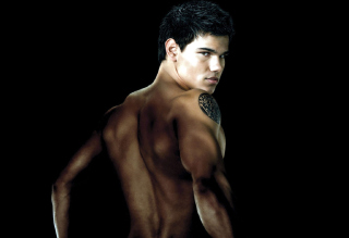 Taylor Lautner Picture for Android, iPhone and iPad