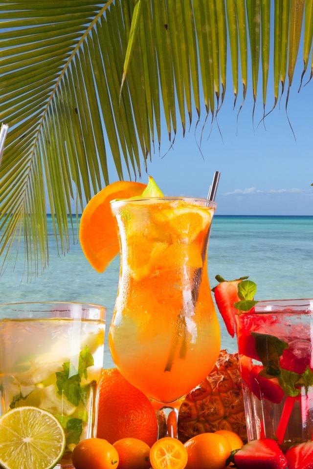 отрицательно тропический коктейль приват дождаться