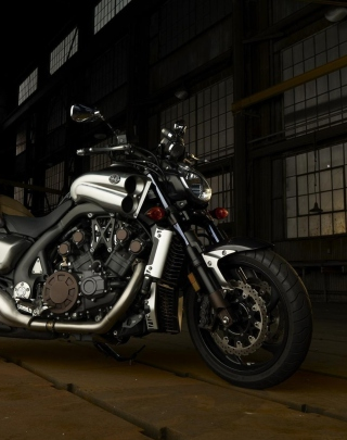 Yamaha V-Max Background for Nokia C1-02