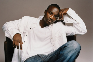 Free Akon Picture for Android, iPhone and iPad