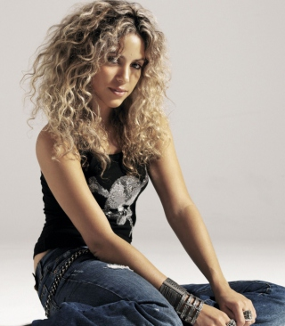 Shakira sfondi gratuiti per iPhone 6 Plus
