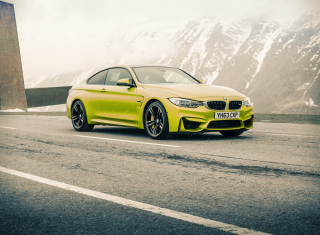 Bmw M4 Wallpaper for Android 480x800