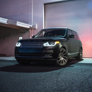 Range Rover Tuning Wallpaper for iPad