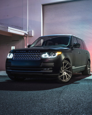 Range Rover Tuning sfondi gratuiti per iPhone 6 Plus