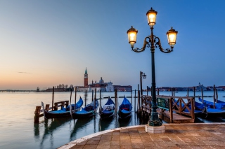 San Giorgio Maggiore, Island of Venice Background for Android, iPhone and iPad