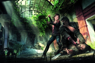 The Last Of Us Naughty Dog for Playstation 3 Background for Android, iPhone and iPad