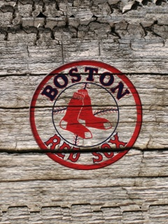Screenshot №1 pro téma Boston Red Sox Logo 240x320