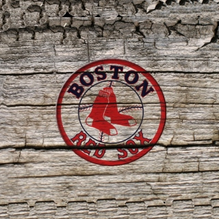 Boston Red Sox Logo sfondi gratuiti per 1024x1024