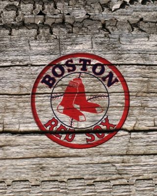 Free Boston Red Sox Logo Picture for Nokia C-5 5MP