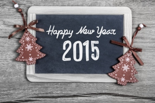 Happy New Year 2015 Background for Android, iPhone and iPad