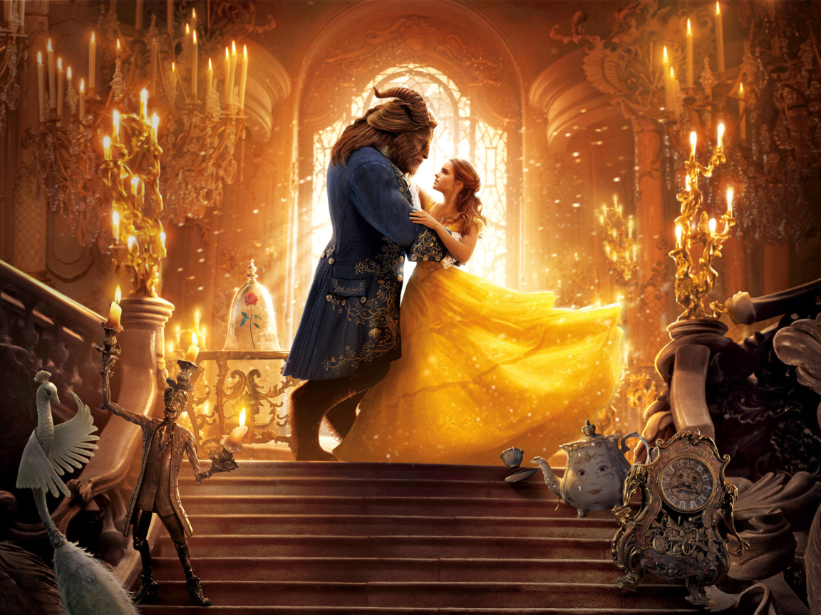 Screenshot №1 pro téma Beauty and the Beast HD 1152x864