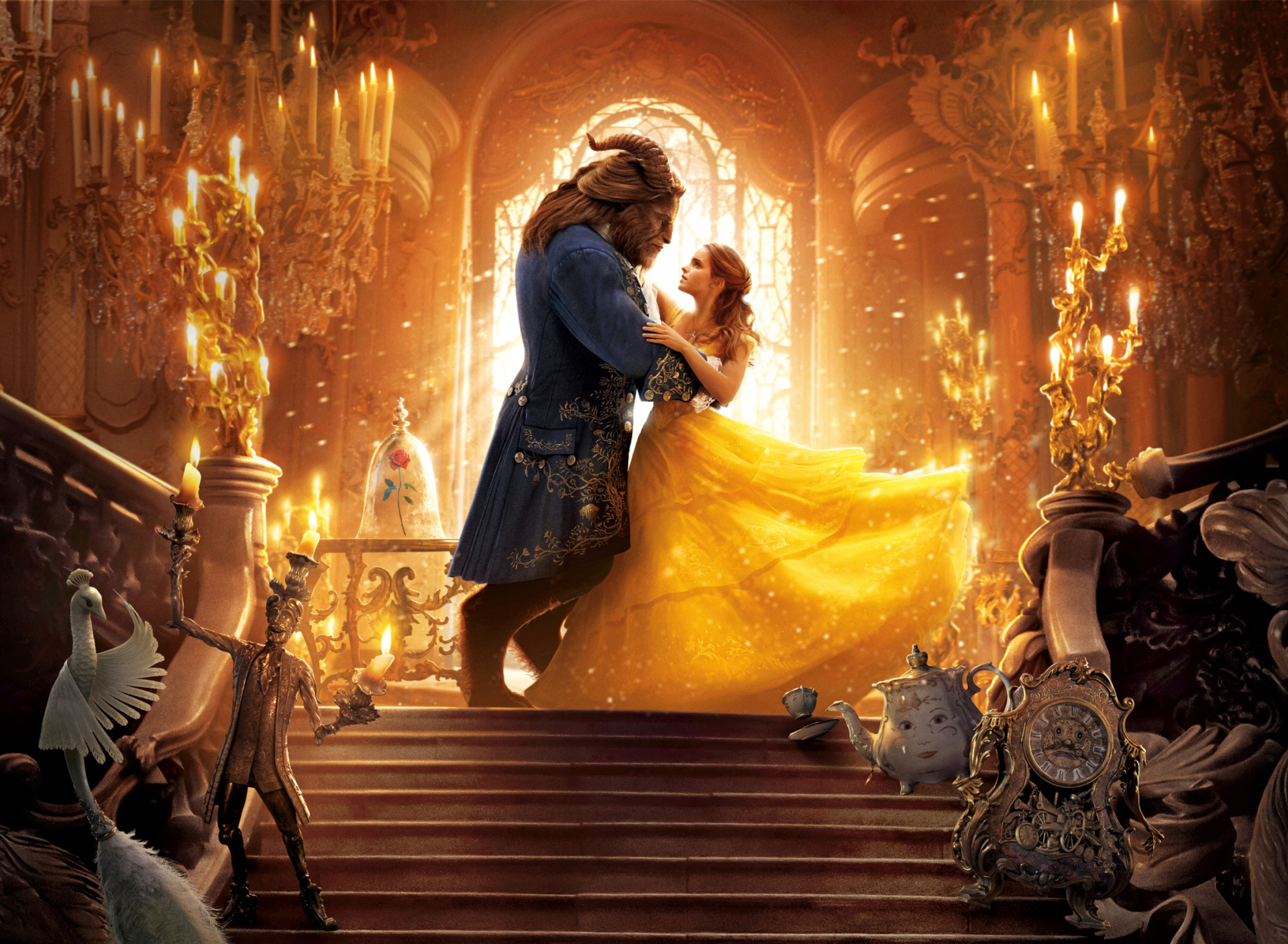 Screenshot №1 pro téma Beauty and the Beast HD 1920x1408