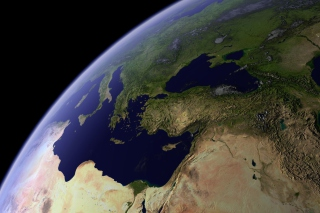 Earth From Space - Fondos de pantalla gratis para Widescreen Desktop PC 1440x900