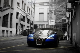 Free Bugatti Veyron Grand Sport Picture for Android, iPhone and iPad