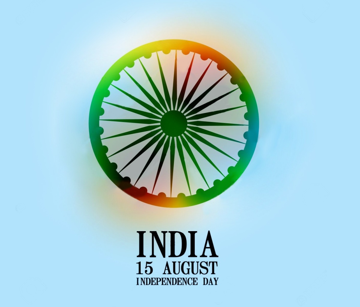 15 august India celebrates independence day on august 15 each year india became an independent nation on august 15, 1947, so a gazetted holiday is held annually to remember this date.