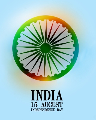 Free India Independence Day 15 August Picture for Nokia Lumia 505