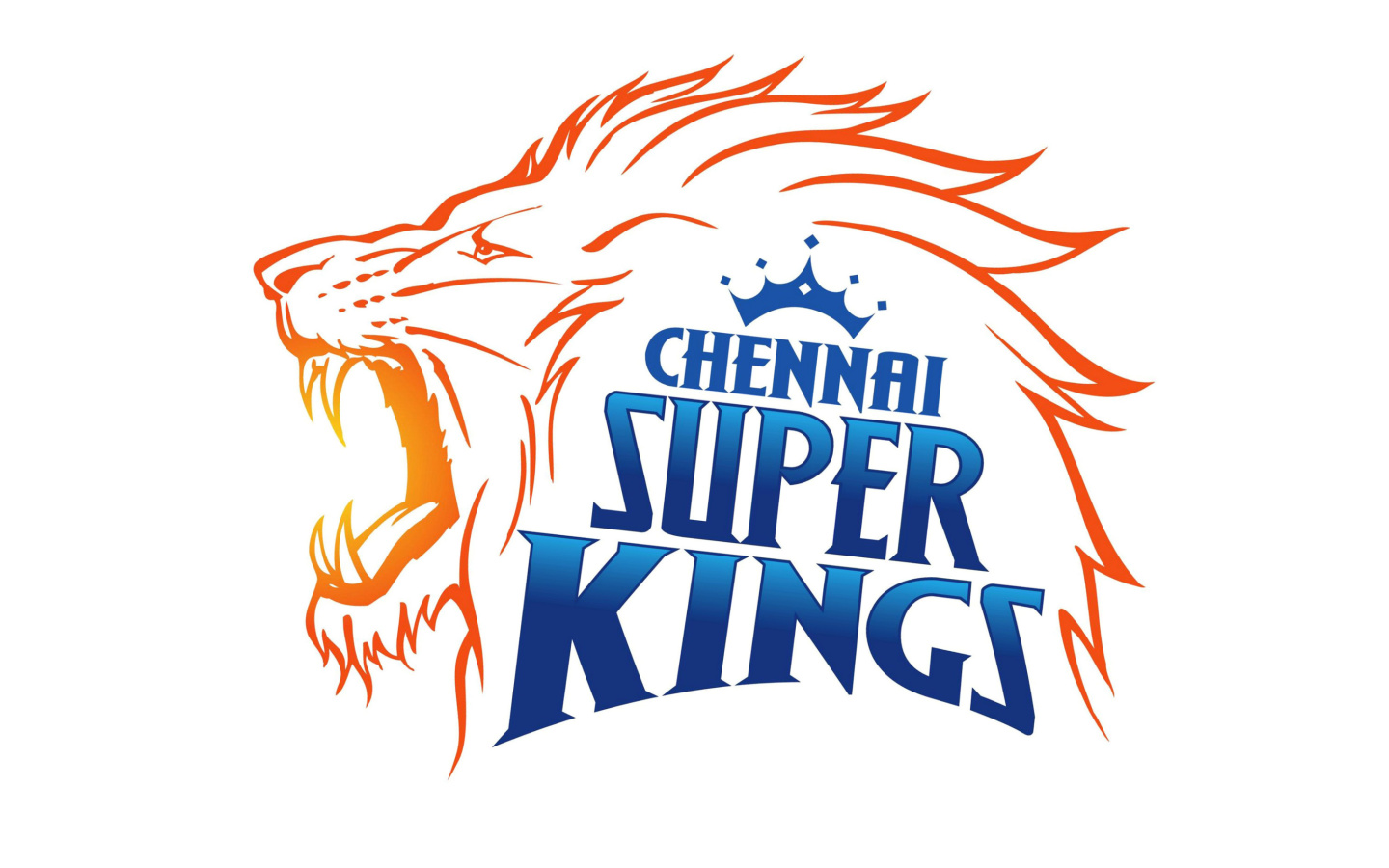 Screenshot №1 pro téma Chennai Super Kings 1440x900