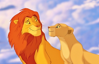 Free Disney's Lion King Picture for Android, iPhone and iPad
